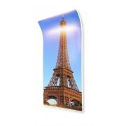 Ívelt fali infra fűtőpanel - Párizs (820x1500x14 mm)