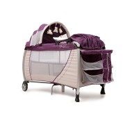 Patut Pliant Bebe CANGAROO Relax Purple
