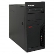 Calculator Lenovo Thinkcentre M58, AMD Athlon 64 X2 5000B 2.6GHz, 4GB DDR2, 160GB, DVD-RW