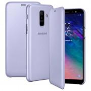 Capa Flip para Samsung Galaxy A6+ (2018) EF-WA605CVEGWW - Violeta