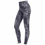 Röhnisch - Women's Flattering AOP Tights - Legging taille XXL, noir/gris