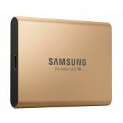 Vanjski SSD Samsung 500 GB T5 Gold MU-PA500G/EU