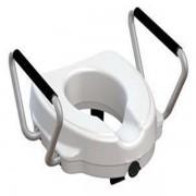 Mediland srl Rialzo WC con braccioli
