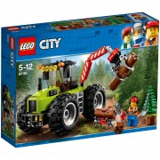 Lego City: Tractor forestal (60181)