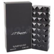 St Dupont Noir For Men By St Dupont Eau De Toilette Spray 3.3 Oz