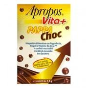 Apropos Linea Benessere Energia Vita+ Pappa Choc Integratore 24 Confetti