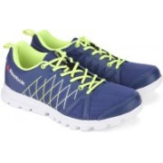 REEBOK PULSE RUN Men Running Shoes For Men(Blue, Green)