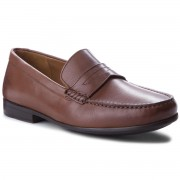 Мокасини CLARKS - Claude Lane 261238637 Brown Leather