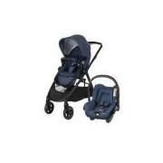 Carrinho de Bebê Travel System Anna Nomad Blue - Maxi-Cosi