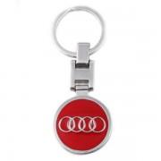 Audi kulcstartó (piros)