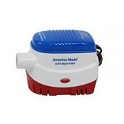 Amarine-made 12v 1100gph Automatic Submersible Boat Bilge Water Pump (A: 1100gph Auto pump)