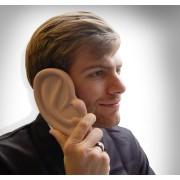Ear Phone Case - Cover per Iphone 4/4S a forma di ORECCHIO