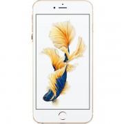 "Telefon Mobil Apple iPhone 6S Plus, Procesor Apple A9 2GHz Dual Core, IPS LED-backlit Multi‑Touch 5.5"", 2GB RAM, 64GB flash, 12MP, Wi-Fi, 4G, iOS 9 (Auriu) + Cartela SIM Orange PrePay, 6 euro credit, 4 GB internet 4G, 2,000 minute nationale si internation"