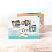 smartphoto Fotobuch Large Quer - Hardcover mit Foto