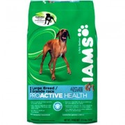 Iams ProActive Health Adult Large Breed Dry Dog Food 15 lb by 1-800-PetMeds