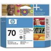 Печатеща глава HP 70 Gloss Enhancer and Grey Printhead, HP Designjet Z3100 - C9410A