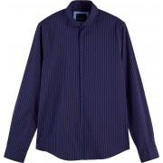 Scotch & Soda Regular fit - classic blue yarn-dye