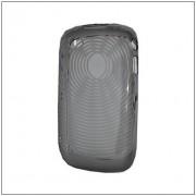 Egyéb Blackberry 8520 szürke szilikon tok