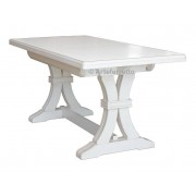 Artigiani veneti riuniti Table extensible en bois massif 180-360 cm