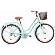 City Bike Picnic 26 Svetlo Zelena 17