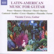 Vicente Coves - Latin American Music.. (0747313252770) (1 CD)
