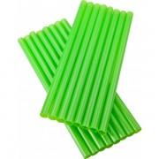Slamky JUMBO 25cm /150Ks/ Zelený