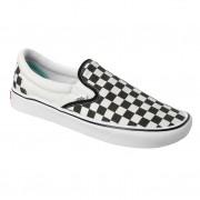 Vans Tenisówki Vans Comfycush Slip-On classic checkerboard/true white