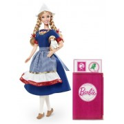 Mattel Barbie Collector Dolls Of The World Holland Doll (Blue)