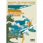 AMA Verlag Drum Spiel für Fortgeschritten Roman Schmon, Buch und CD