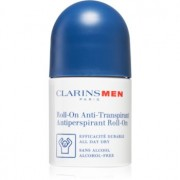 Clarins Men Body roll-on antibacteriano sem álcool 50 ml