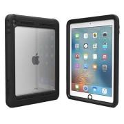 iPad Pro 9.7 Catalyst Waterdicht Hoesje - Zwart