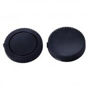 Micnova LBC-N1 Camera Body Cover Rear Lens Cap for Nikon Mirrorless - Capac obiectiv pt. Nikon Mirrorless