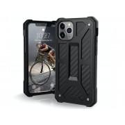 Etui UAG Urban Armor Gear Monarch do iPhone 11 Pro Black Carbon Fiber + Szkło Alogy