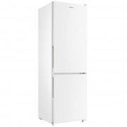 Combina frigorifica CVBNM 6182WP/S, 295 l, Clasa A+, Total No Frost, H 180 cm, Alb