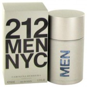 212 For Men By Carolina Herrera Eau De Toilette Spray (new Packaging) 1.7 Oz