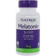 vitanatural mélatonine tr 3 mg - hormone sommeil - 100 comprimés