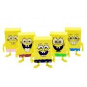 MP3 prehrávač - Sponge Bob (modrý + mini usb )