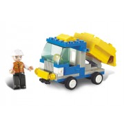 Stavebnice Sluban Town Mini sklápěč M38-B0178