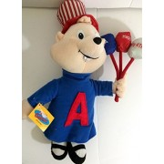 "Plush ""4th Of July Alvin"" Alvin And The Chipmunks 16"""