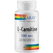Solaray L-Carnitine - 60 Kapseln