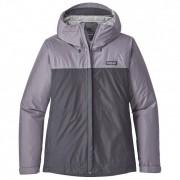 Patagonia - Women's Torrentshell Jacket - Veste imperméable taille S, gris/noir