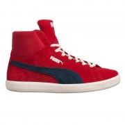 Puma Archive Lite Mid Suede red