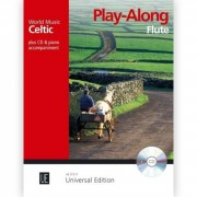 Universal Edition Celtic - Play Along Flute