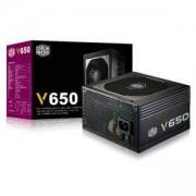 Захранващ блок Cooler Master V650 Fully Modular, 650W 80+ Gold, CM-PS-RS650-AFBAG1-EU