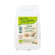 Ma Vie Sans Gluten Ma Vie Sans Rijstmeel halfvolkoren bio - glutenvrij 500 gram