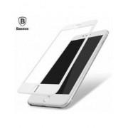 Baseus Silk printing 3D Anti Soft Tempered Glass Film iPhone 6/6s Plus Branco