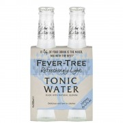 "Fever-Tree Tonic Water ""refreshingly Light�"