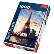 Trefl Puzzle Slagalica Paris at dawn 1000 kom (10394)