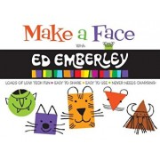 Make a Face with Ed Emberley Popular Edition, Paperback/Ed Emberley