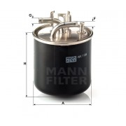 MANN-FILTER WK1136